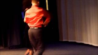 Bachata Show with Club Azucar - Latin Dance