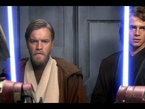 Will we See Ewan McGregor & Hayden Christensen In STAR WARS EPDISODE VII? - AMC Movie News Music Videos