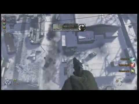 Modern warfare 2 New Derail Elevator