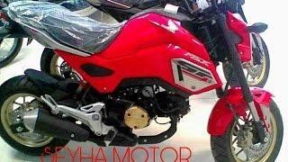 2017 Honda MSX 125cc ABS