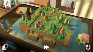 Evergrow: Paper Forest For iPhone And iPad