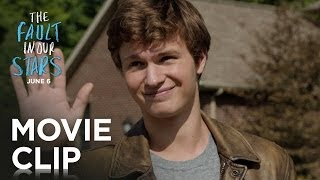 "The Fault In Our Stars | ""Egging"" Clip [HD] 