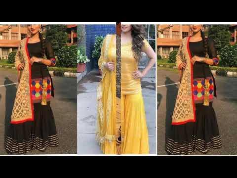 Beautiful Sharara & Gharara Suits Designs ieda For girls|| Latest Sharara &Gharara Suit Designs 2018