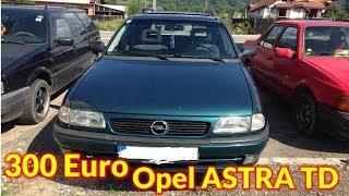 Am vandut un Opel ASTRA TD in valoare de 300 Euro de 2 ori #StoryTime