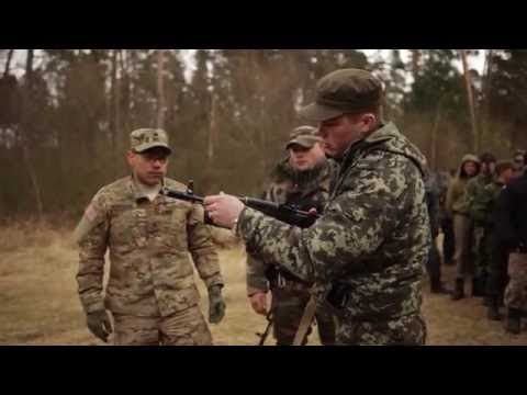 US paratroops stay on mission training Ukraine's guardsmen