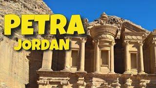 Video: Tour of Petra, Jordan - Two Boomers