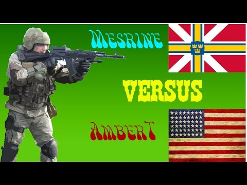 Mesrine (Scandinavian Mechanized) vs AmberT (US Deck) - Wargame Red Dragon Match