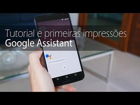 Tutorial do Google Assistant | TudoCelular.com