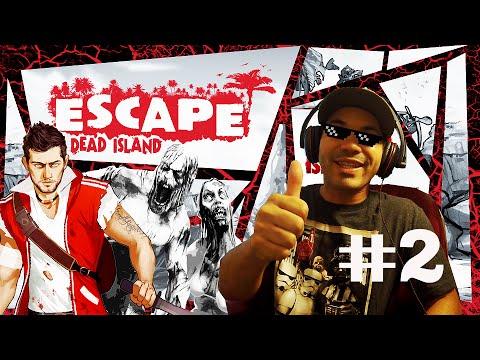 Escape Dead Island #2 - Passeio na praia - legenda PT-BR 1080p HD