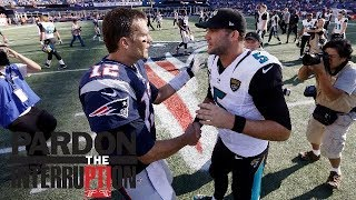 Will the Patriots beat the Jaguars?   Pardon The Interruption   ESPN