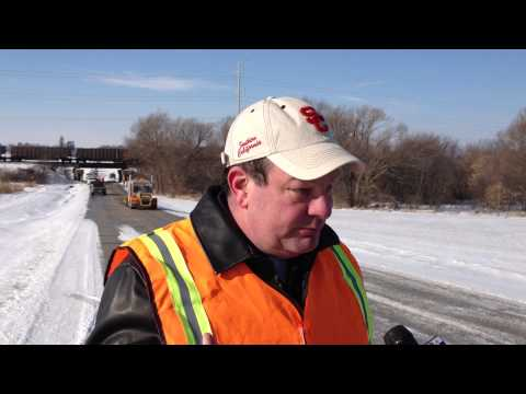 Wisconsin railroad commissioner talks about derailment