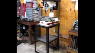Building A Milling Machine Stand