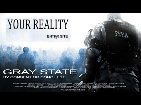 "You not believe David Crowley showed the world - the whole truth  ""Gray State"" see and be amazed"