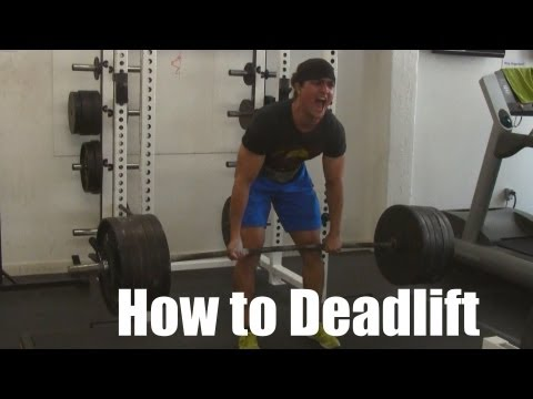 HOW to Deadlift Properly: For Strength, Size and Performance (Correct Technique) Image 1