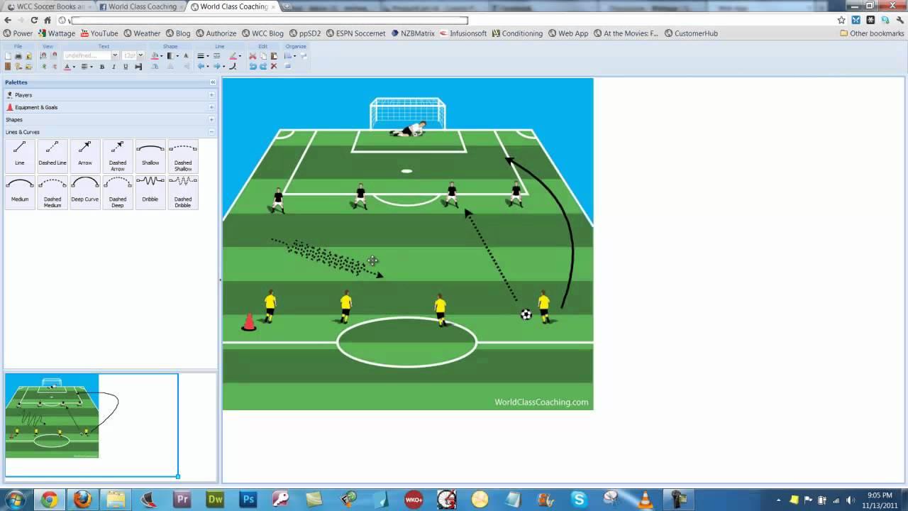 world class coaching session designer
