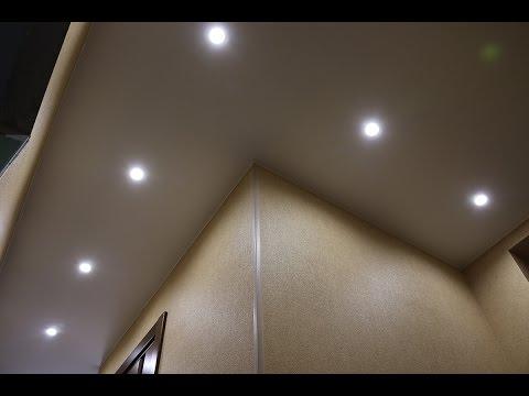 Ремонт кухни и коридора
