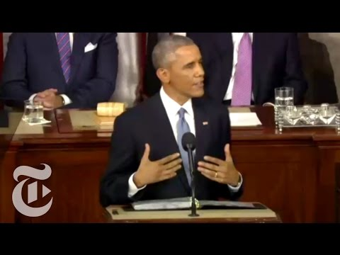 Obama State of the Union 2015 Address: President on Actions Against Climate Change