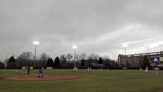 UNCG Spartans defeat Quinnipiac Bobcats - NCAA D1 Baseball - February 16, 2019