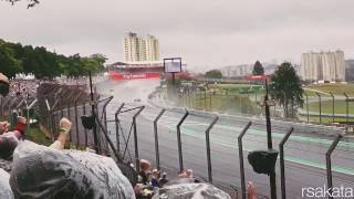 Max Verstappen  unbelivable recovery in GP Brazil of Formula 1 2016