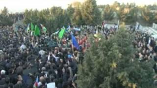 ЕЙhid MГbariz vЙ ЕЙhid FЙridin dЙfni, Mubariz Ibrahimov hero of Azerbaijan sonqs