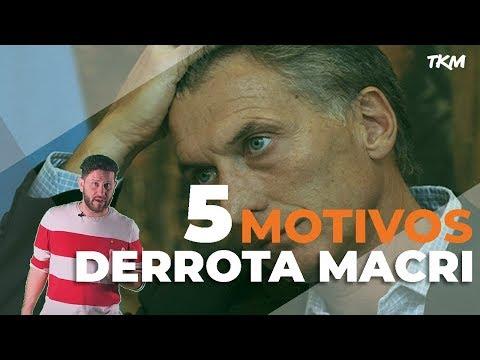 ¿Por qué MOTIVOS perdió Macri?