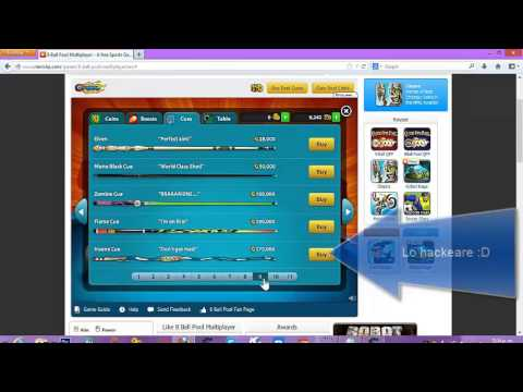 Ball Pool Line Hack 2014 Cheat Engine 6.3