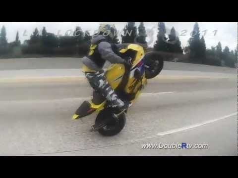 RUFF RYDERS LOCKDOWN STUNTING - FREEWAY SHUTDOWN