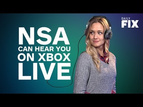 NSA Can Hear You on Xbox Live & A Ton of Big Game Announcements - IGN Daily Fix 12.09.13