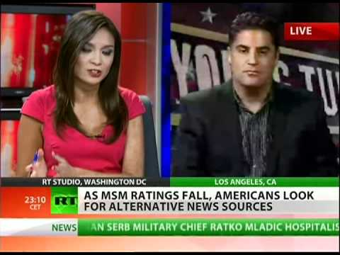 Cenk Uygur: Mainstream media belong to advertisers