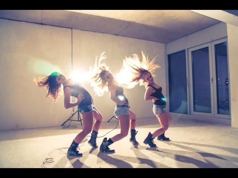 New  dancehall female step 'CALM DEM WINE' by GAIKA SO WHAT CREW