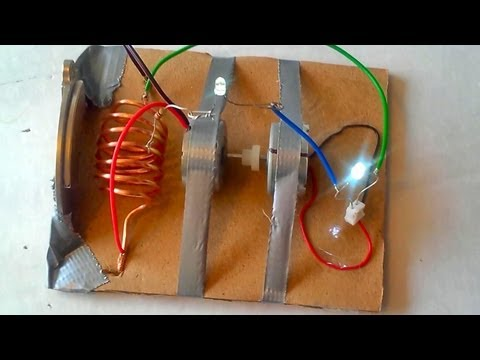 free energy generator with partlist included 100% free design