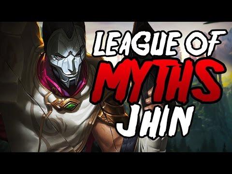 [LoL] Лига Мифов - Эпизод 60 – Джин, Виртуоз