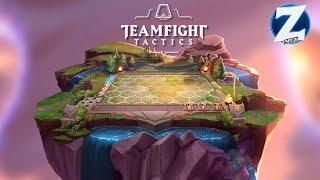 Teamfight Tatics - Ranger / Wild / Phantom