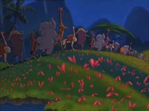 Lvi Kral 2 Simbuv pribeh - Upendi