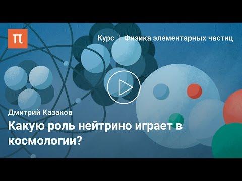 Лептоны и нейтрино — Дмитрий Казаков
