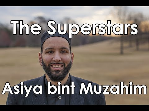 The Pious Wife Of A Tyrant (asiya Bint Muzahim) - Women Of Paradise - Omar Suleiman video