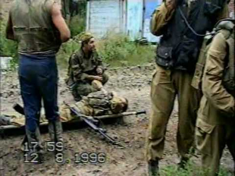 Chechnya, Summer of 1996. 4/7