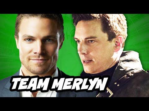 Arrow Season 3 Malcolm Merlyn Explained