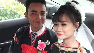 Đám cưới H kalin và Y kôs xã êa Bông krông ana Đăk Lăk