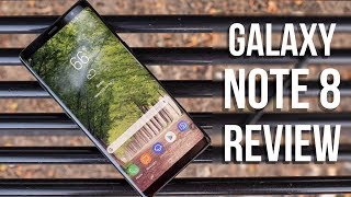 Samsung Galaxy Note 8 Review - The best and most expensive Note yet!