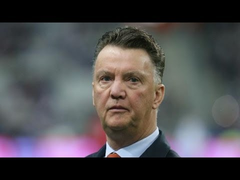 Van Gaal named Manchester United manager