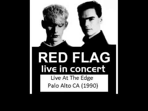 Red Flag-  Live At The Edge, Palo Alto, CA (1990)