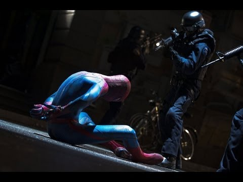 The Amazing Spider-Man (Movie Review)