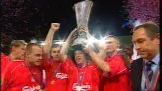 Liverpool 5 Alaves 4 16/05/2001
