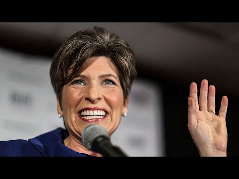 Joni Ernst Taking The Crazy Pedestal from Michele Bachmann