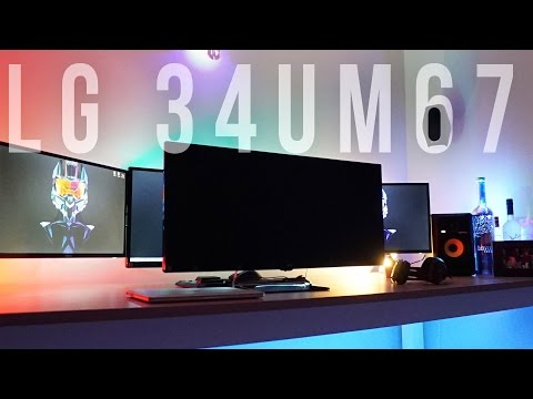 LG 34UM67 UltraWide: The PERFECT 21:9 Gaming Monitor?