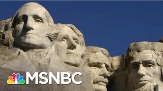Tom Brokaw On Native American Objections To Mt. Rushmore: 'They Want Their Land Back' | MSNBC