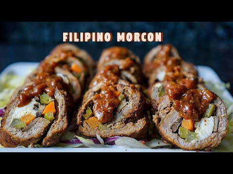 Beef Morcon | Filipino Recipe | Hungry for Goodies