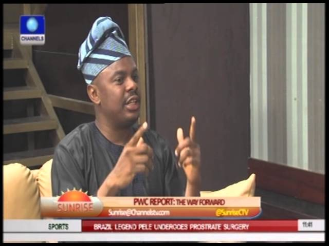 Sunrise: The Way Forward On PwC's NNPC Audit Report (2) 09/05/15