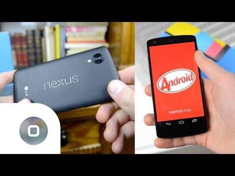Google Nexus 5 - Review! (deutsch)